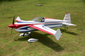 "NEW Skywing 101"" Laser 260-V2-A WHITE/RED/BLUE  Covered"